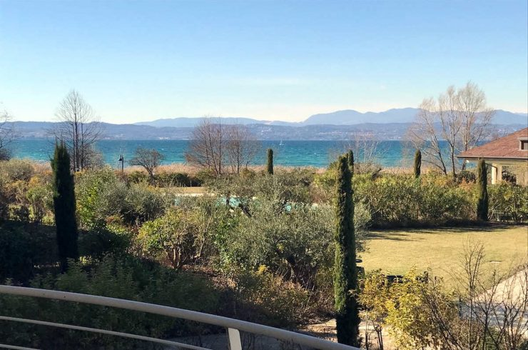 Apartment Sirmione, Lake Garda, with lake view