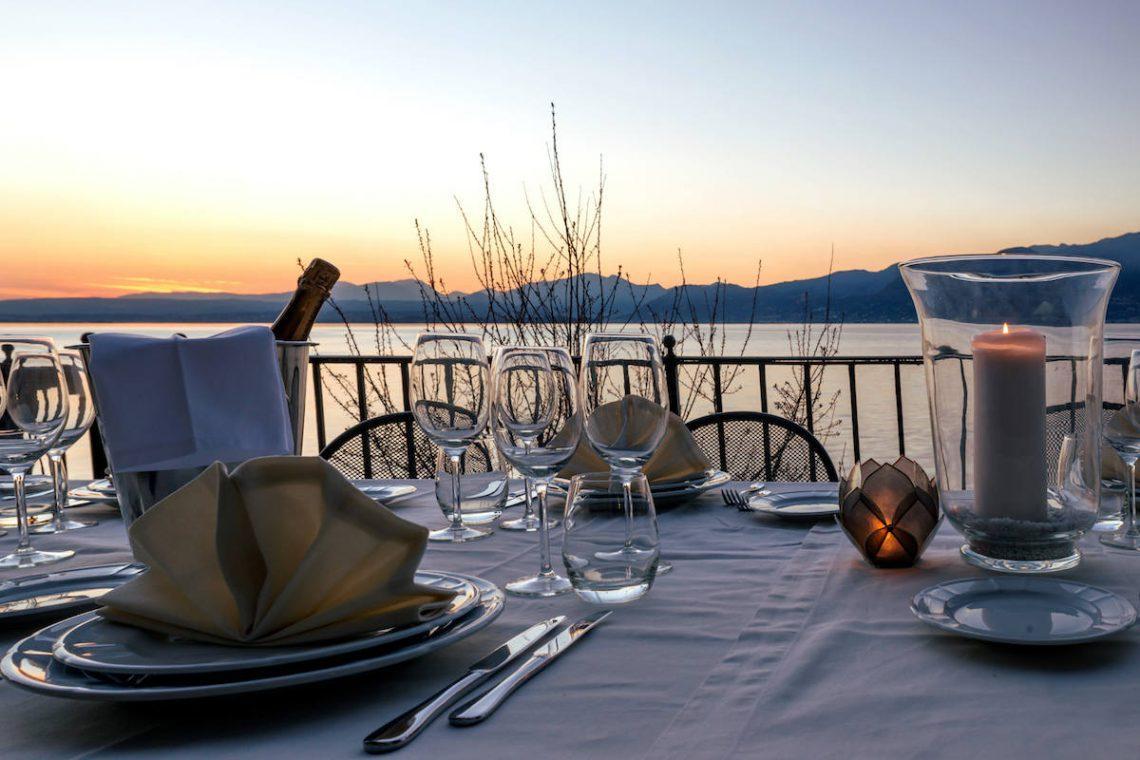 Lake Garda luxury Villa for rent on lake shores 17