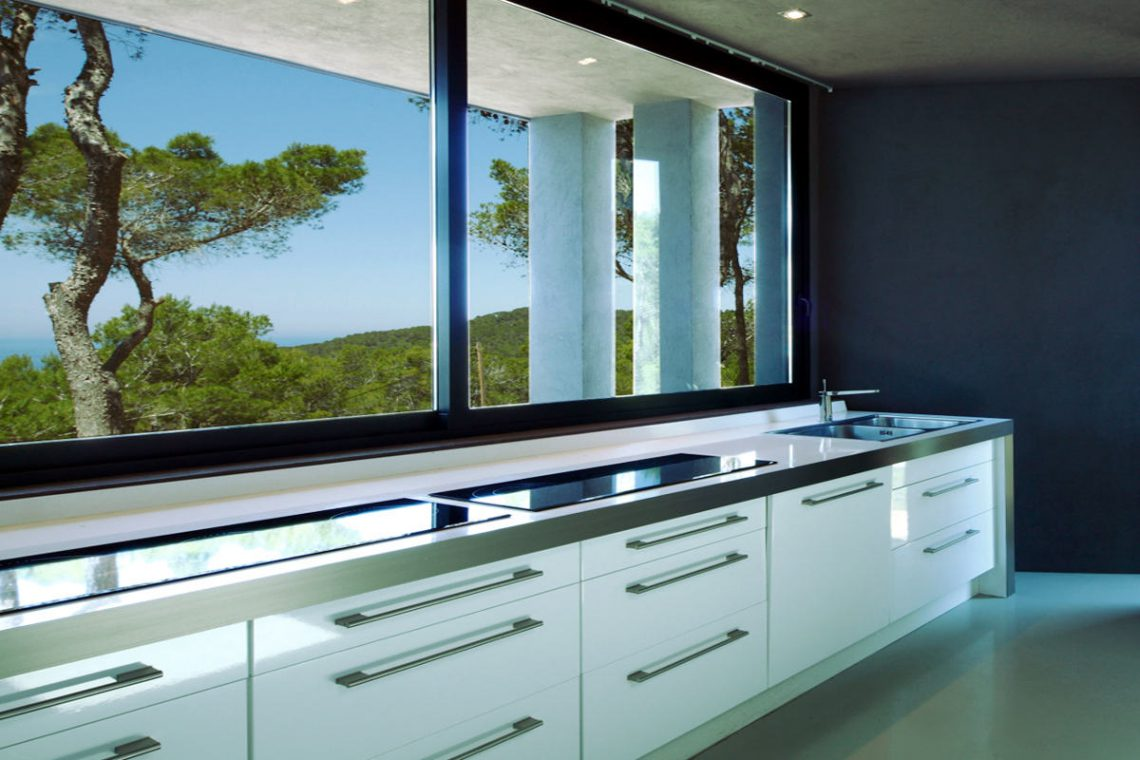 Luxury villa Ibiza rent with infinity pool and great sea views 19