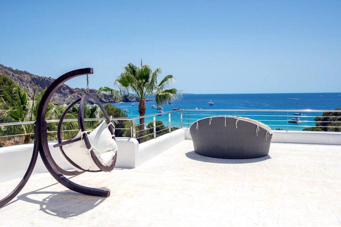 Waterfront luxury villa Ibiza for rent 07