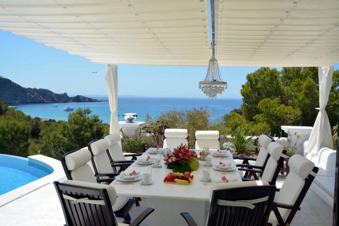 Waterfront luxury villa Ibiza for rent 08
