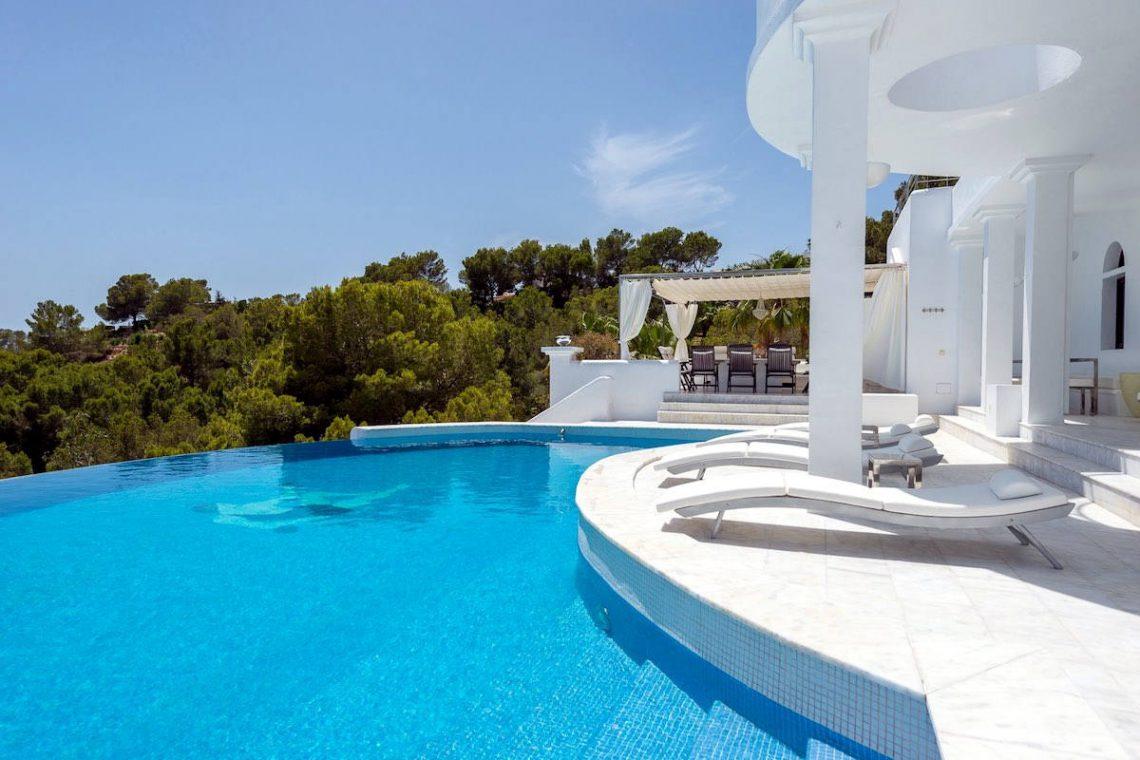 Waterfront luxury villa Ibiza for rent 09
