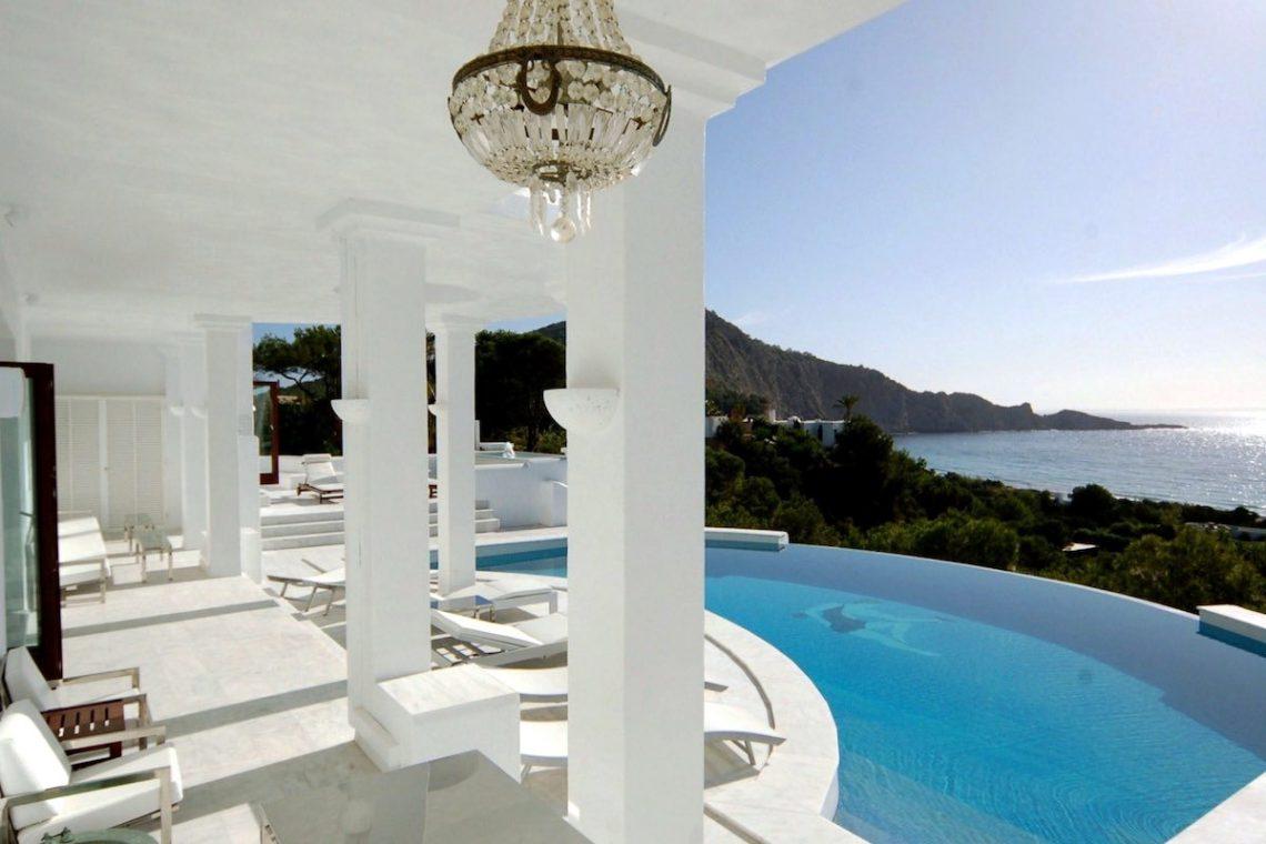 Waterfront luxury villa Ibiza for rent 10