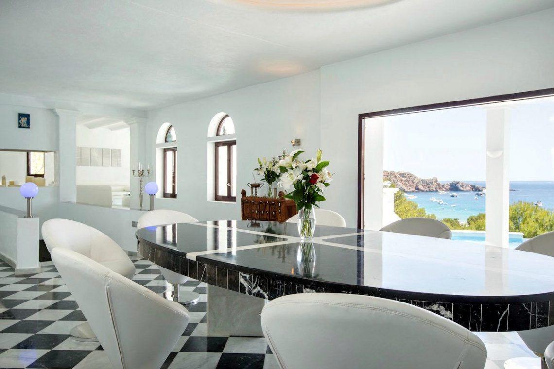 Waterfront luxury villa Ibiza for rent 12