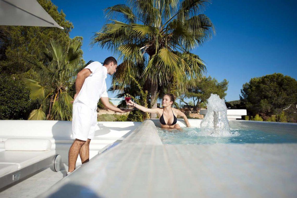 Waterfront luxury villa Ibiza for rent 17