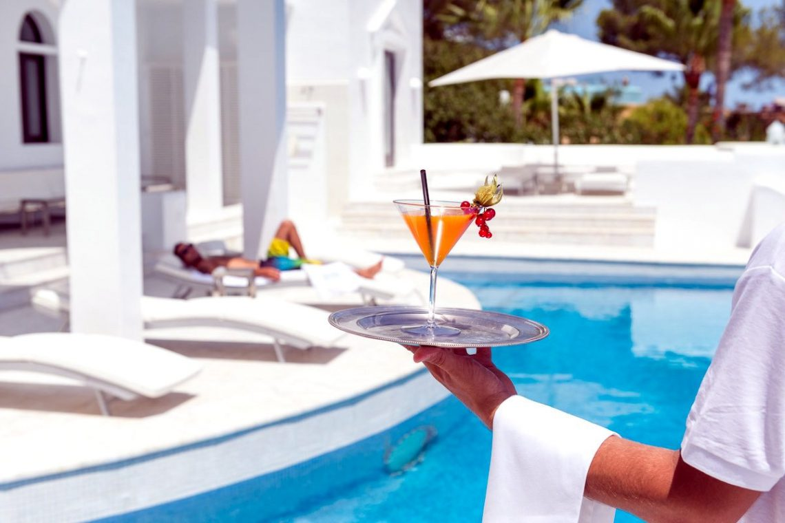 Waterfront luxury villa Ibiza for rent 18