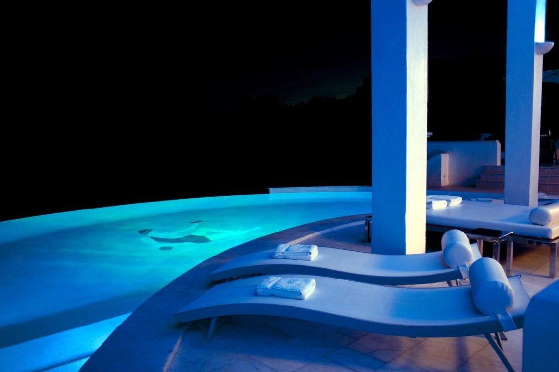 Waterfront luxury villa Ibiza for rent 34