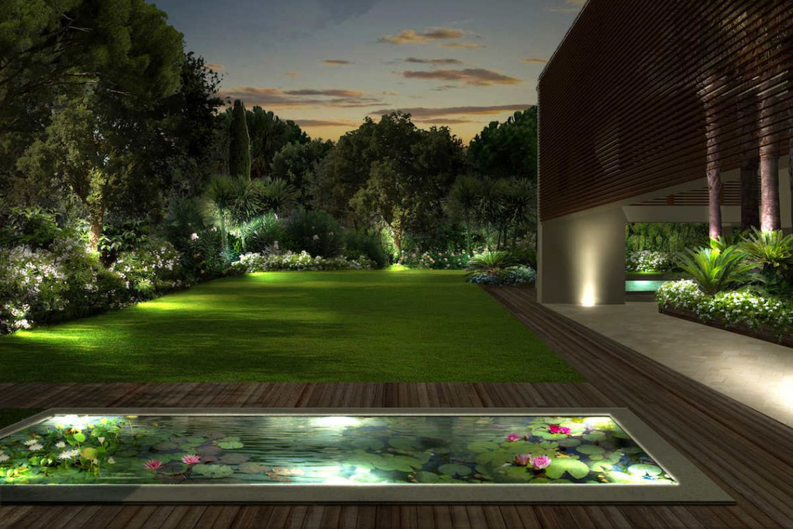 Approved project for waterfront villa Lake Garda in Sirmione 13