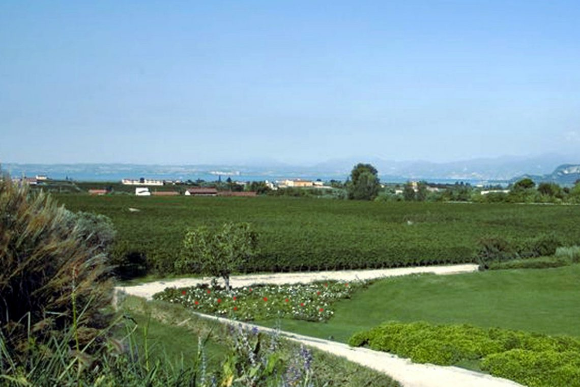 Winery Bardolino for sale with lake view 03