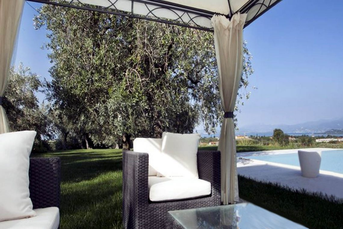 Winery Bardolino for sale with lake view 07