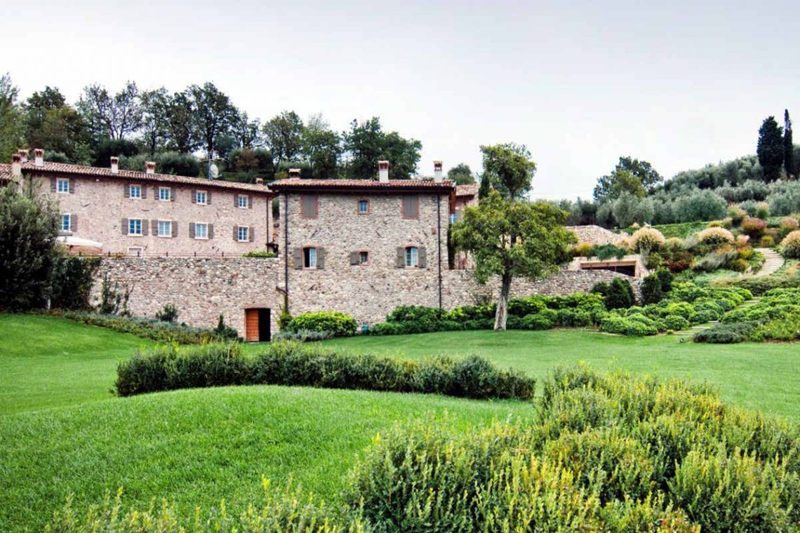 Winery Bardolino for sale with lake view 09