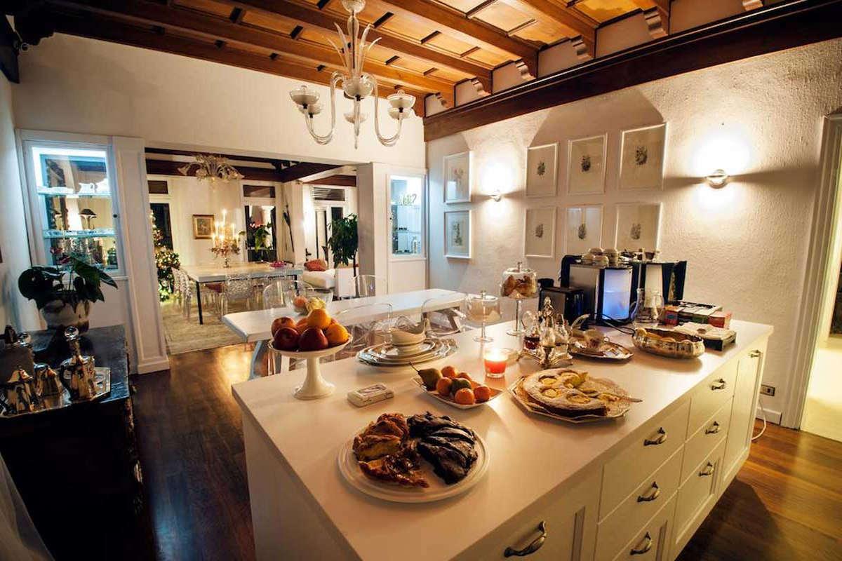 Villa affitto Lago di Garda fronte lago