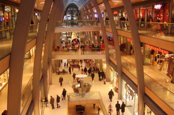 Italy Shopping Mall for sale