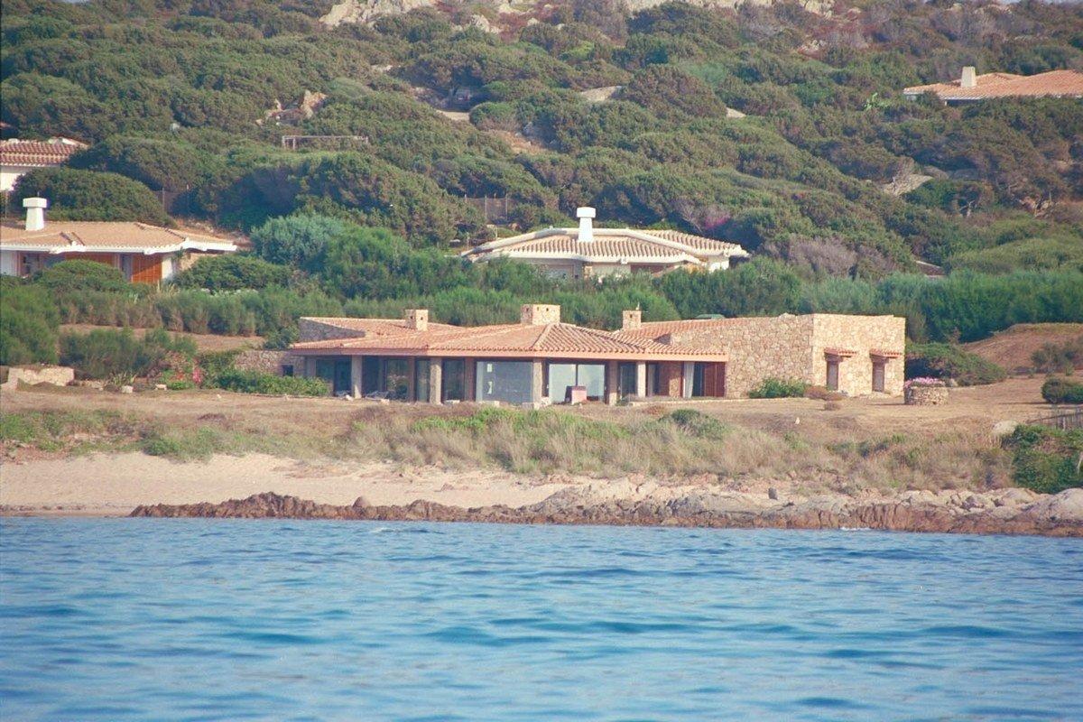 Sardinia waterfront villa Portobello di Gallura