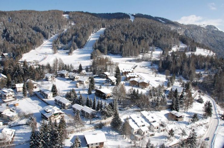 Folgaria Ski apartments sale on ski slopes, 30 mt. from ski lifts