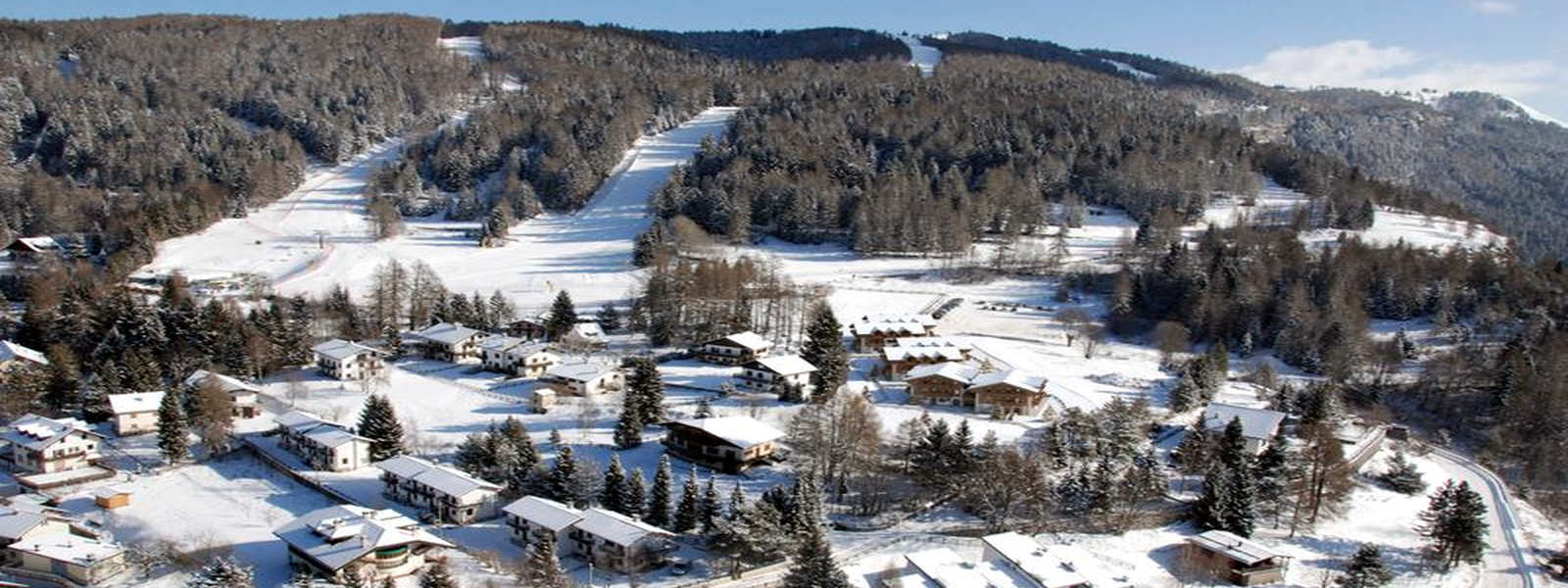 Folgaria Ski apartments on ski slopes, 30 meters from ski lifts