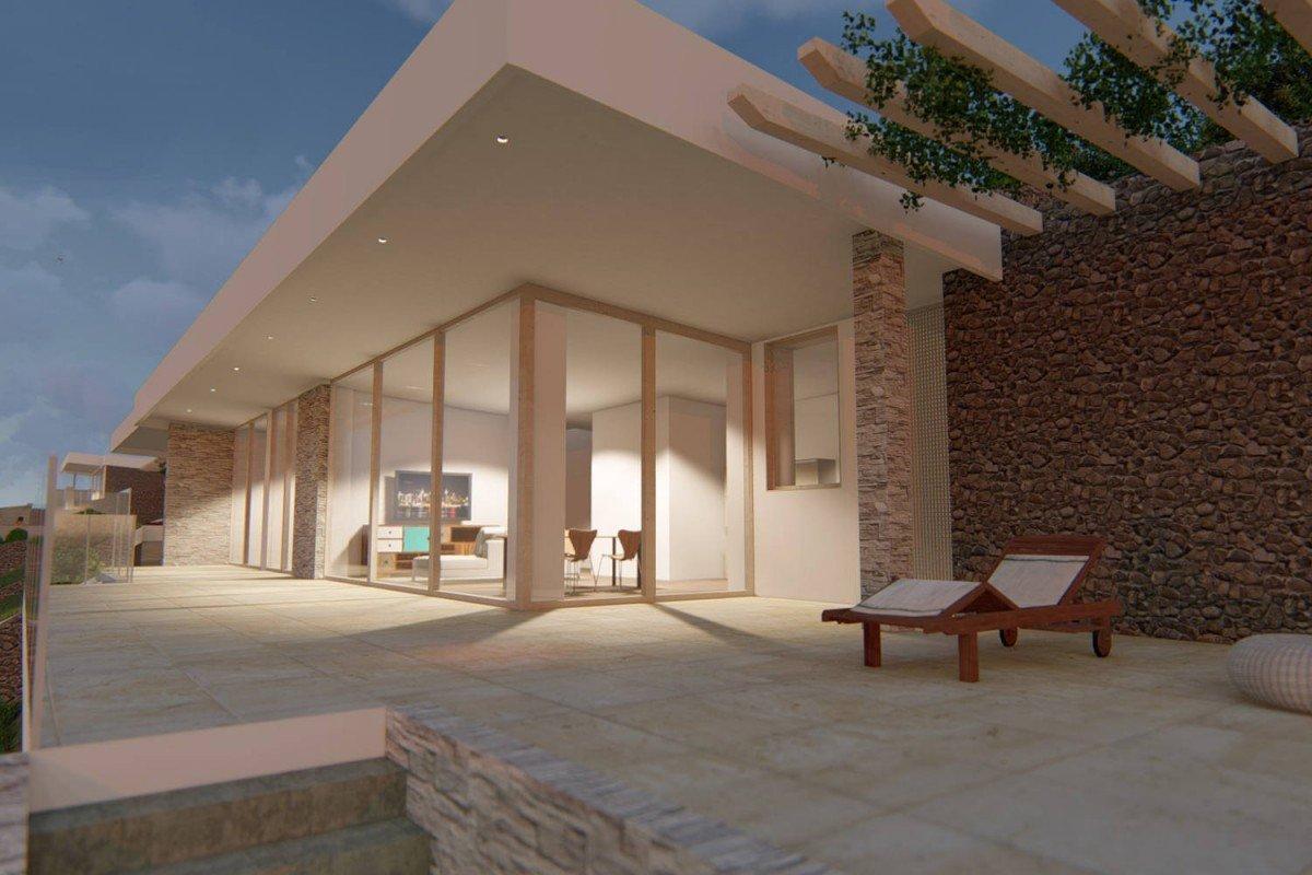 Building area Lake Garda 09