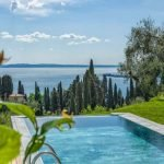 Luxury Villa at Lake Garda with modern design