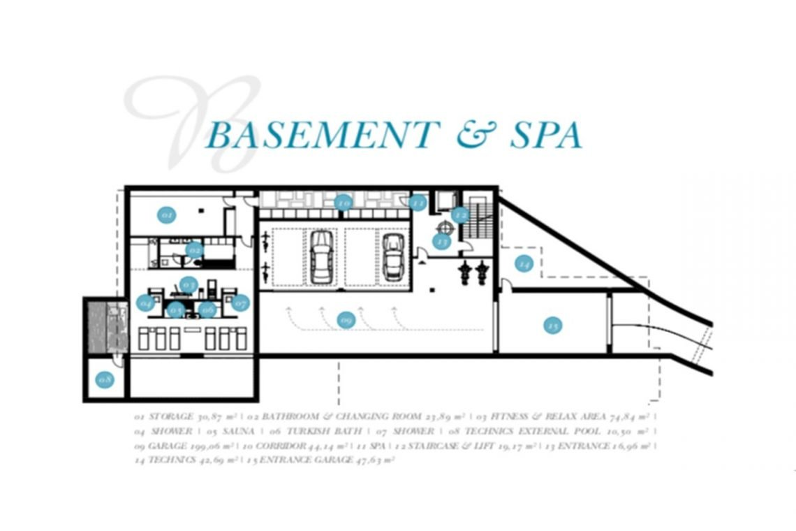Villa at Lake Garda for rent 30