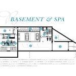 Villa at Lake Garda for rent with modern design