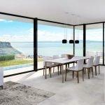 Villa Garda lake view in panoramic position