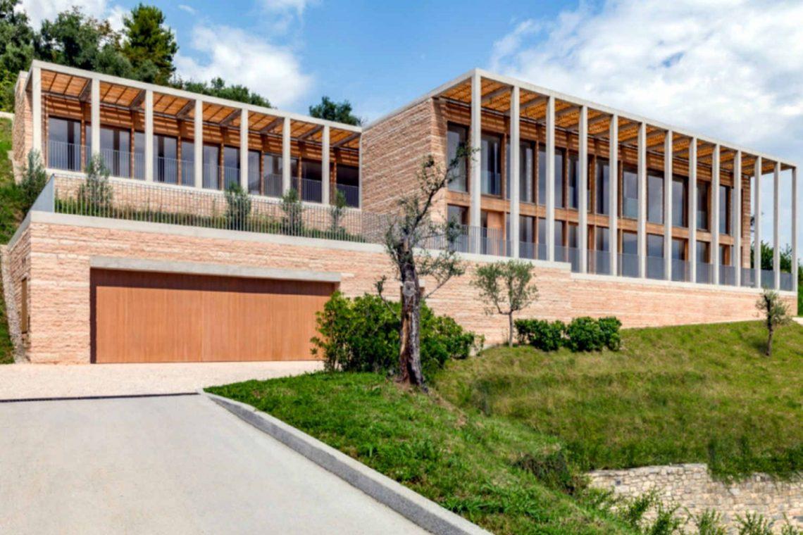 Villa on Lake Garda 08