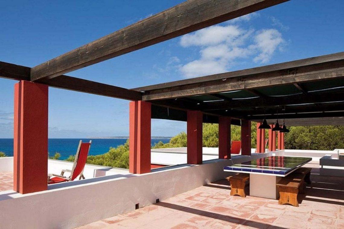 Villa Formentera rental 16
