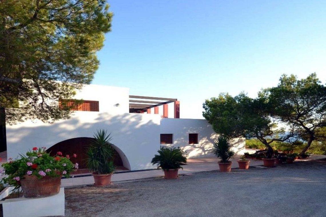 Villa Formentera rental 23