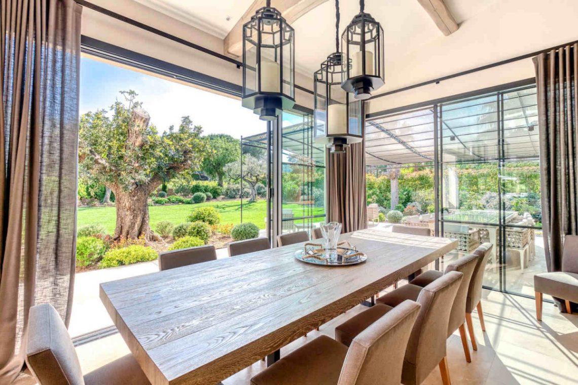 Saint Tropez villa rent 12
