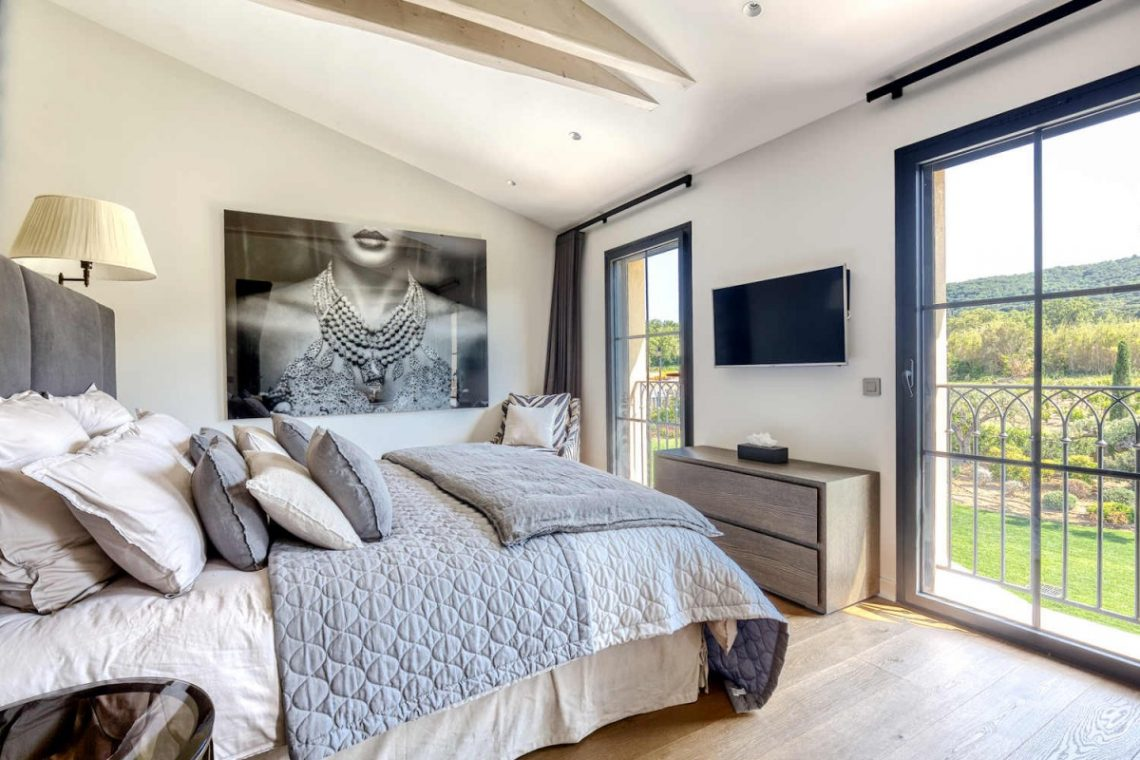 Saint Tropez villa rent 30
