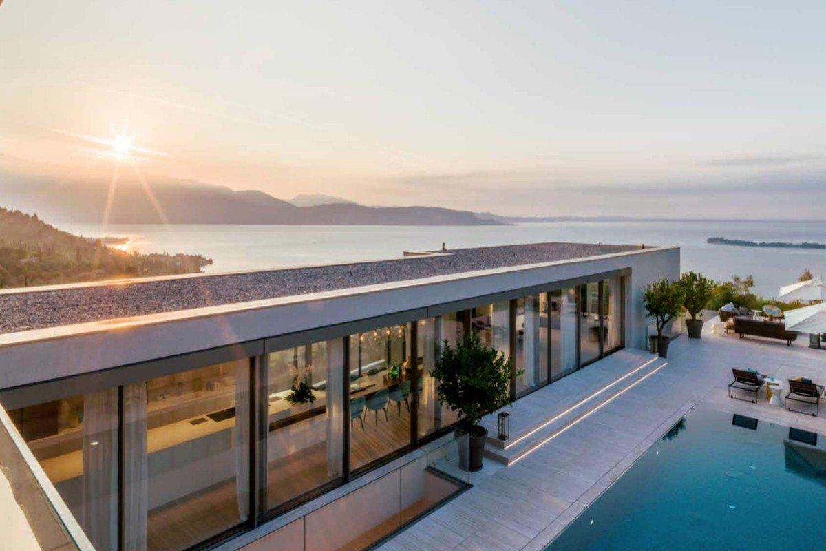 Luxury Villa Rent Lake Garda with 5 Star Services