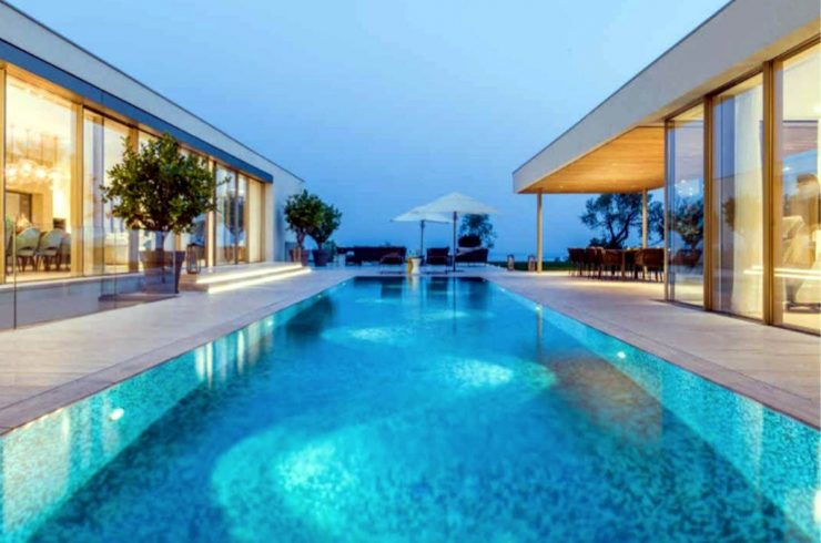 Confidential: Luxury Villa Rent Lake Garda with 5 Star Services