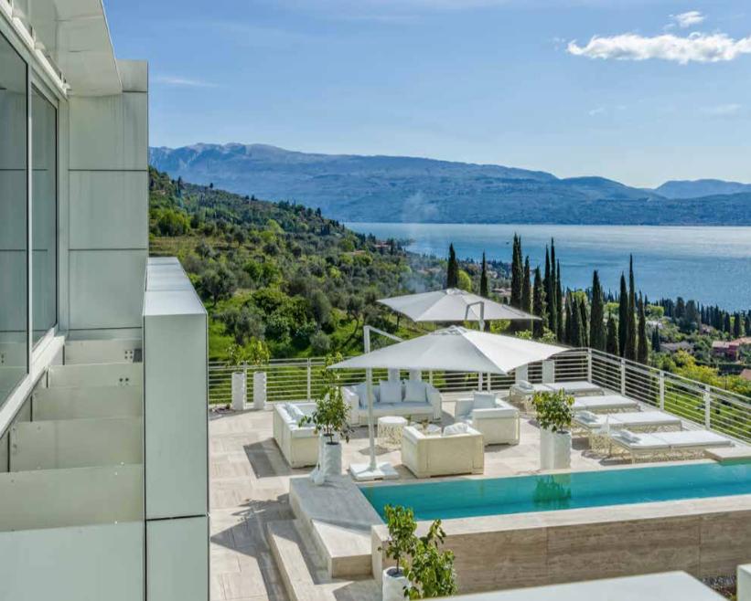 Villa rent Lake Garda 07