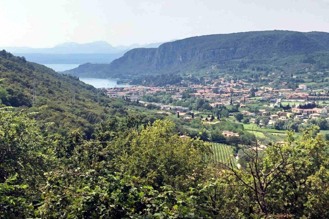 Building land Garda Lake 01