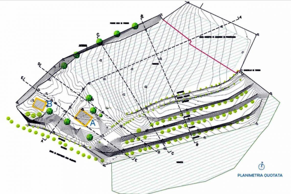 Building land Garda Lake 14