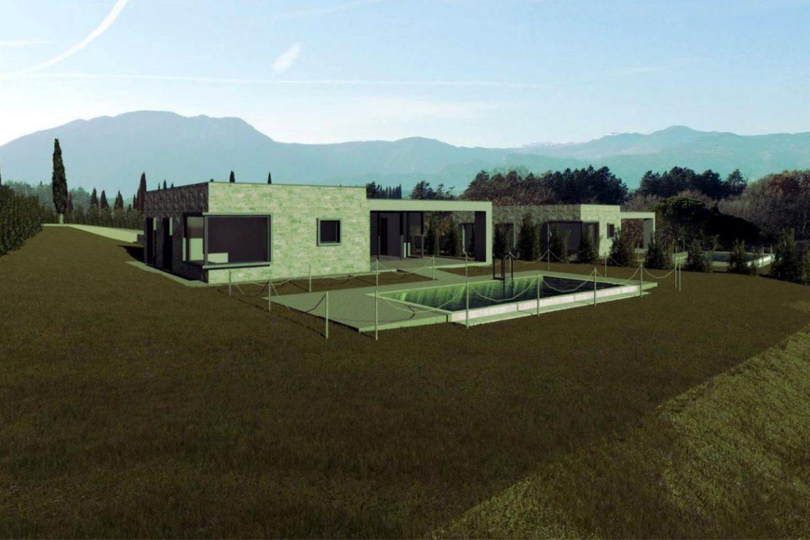 Building land Garda Lake 33