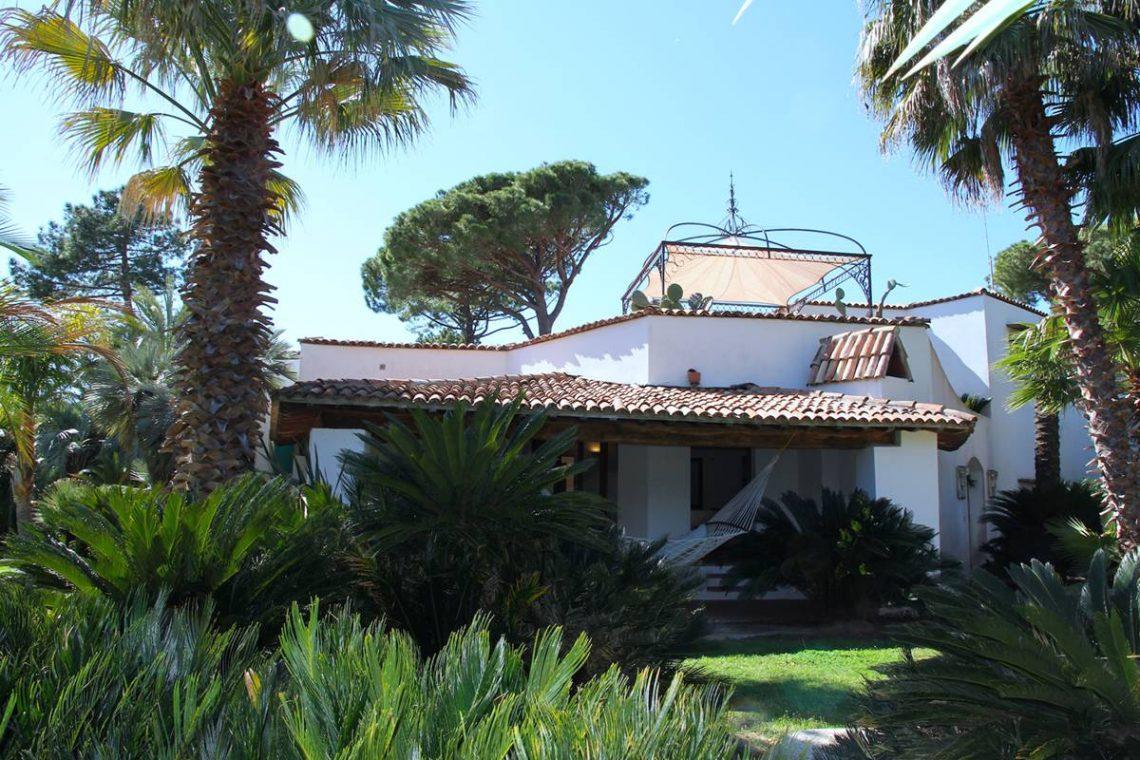 Villa for sale Roccamare 06