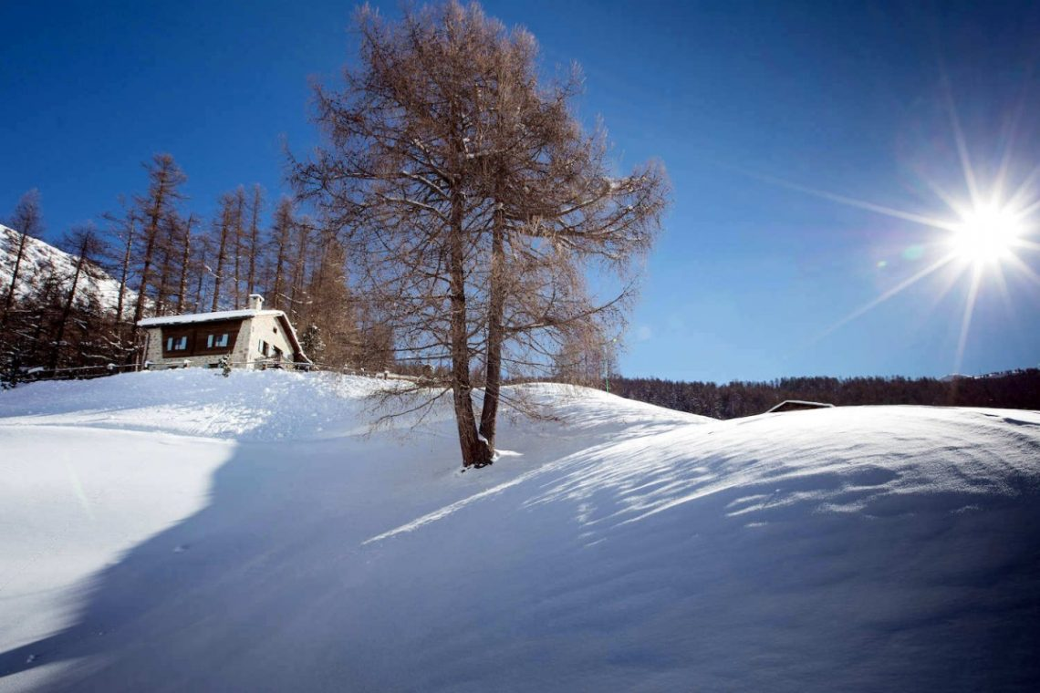 Luxury Chalet in Livigno 03