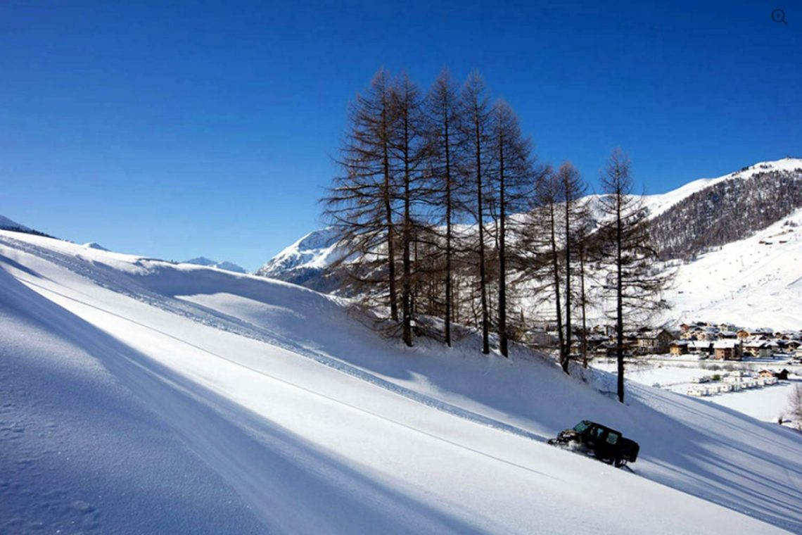 Luxury Chalet in Livigno 04