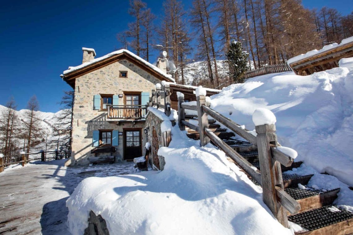 Luxury Chalet in Livigno 05