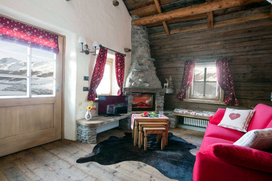 Luxury Chalet in Livigno 11
