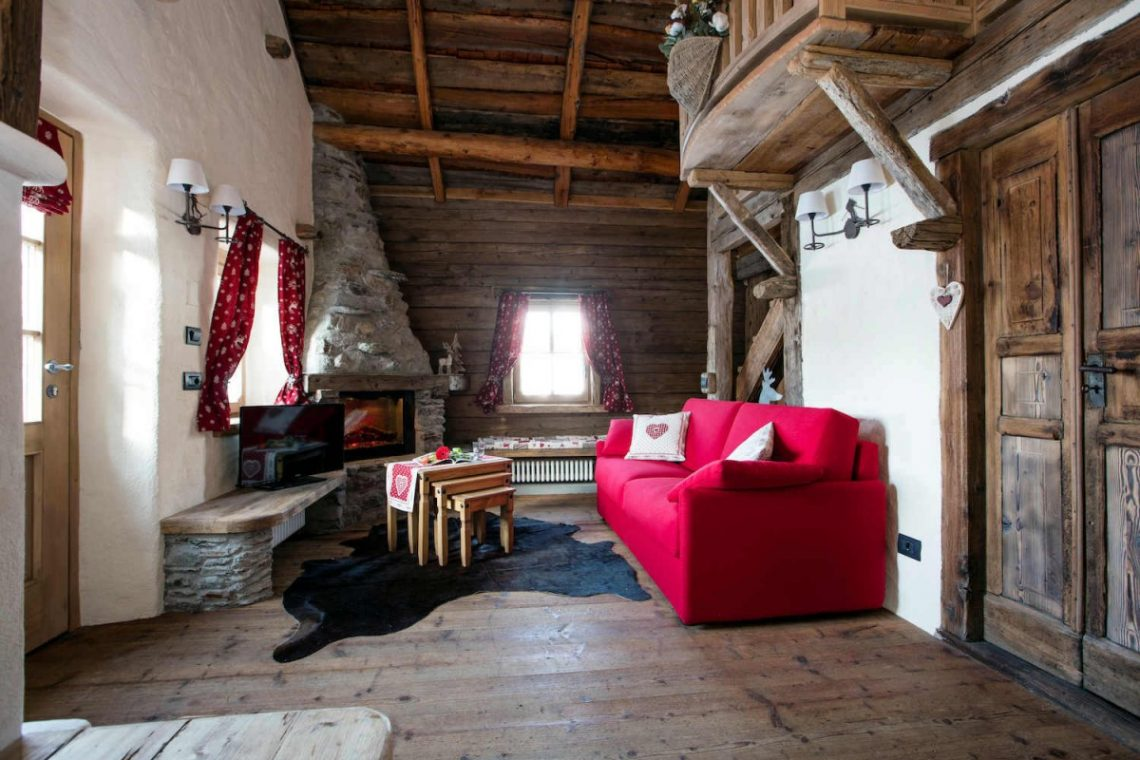 Luxury Chalet in Livigno 12