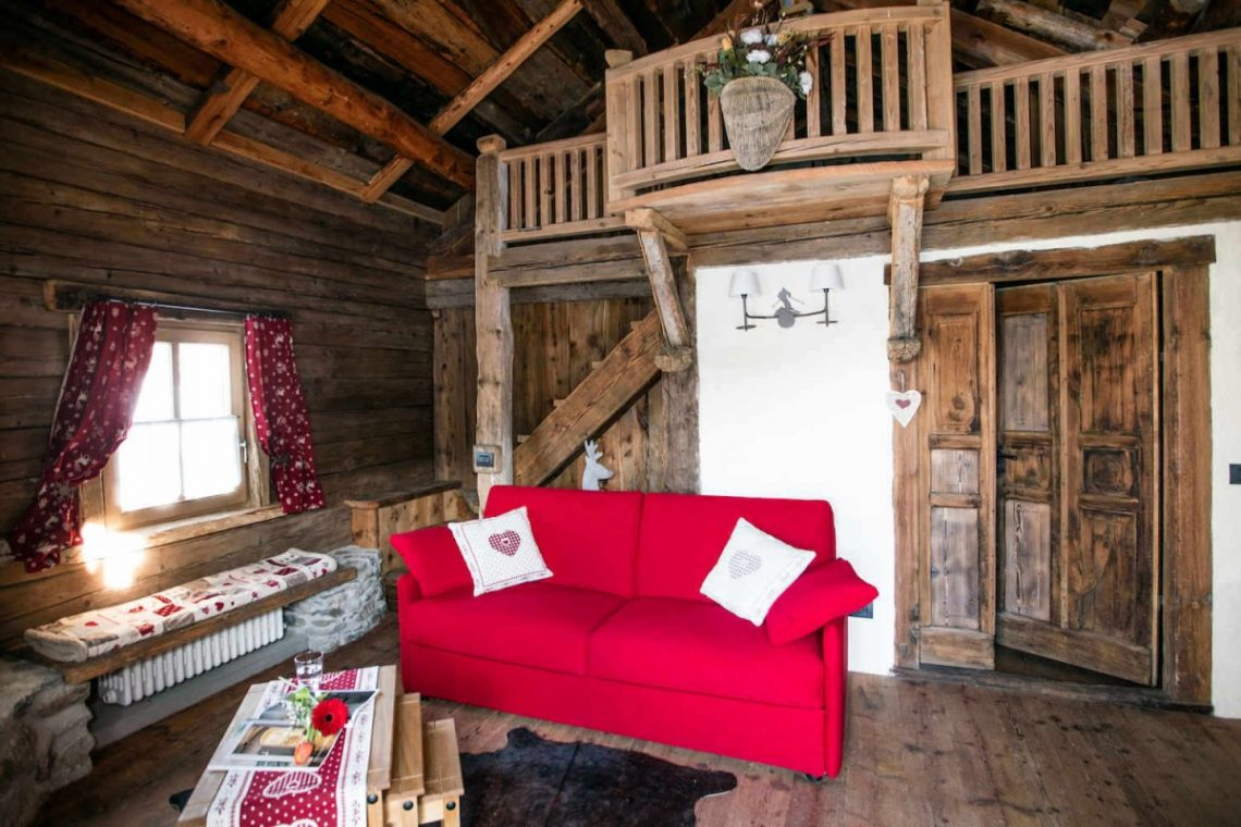 Luxury Chalet in Livigno 14