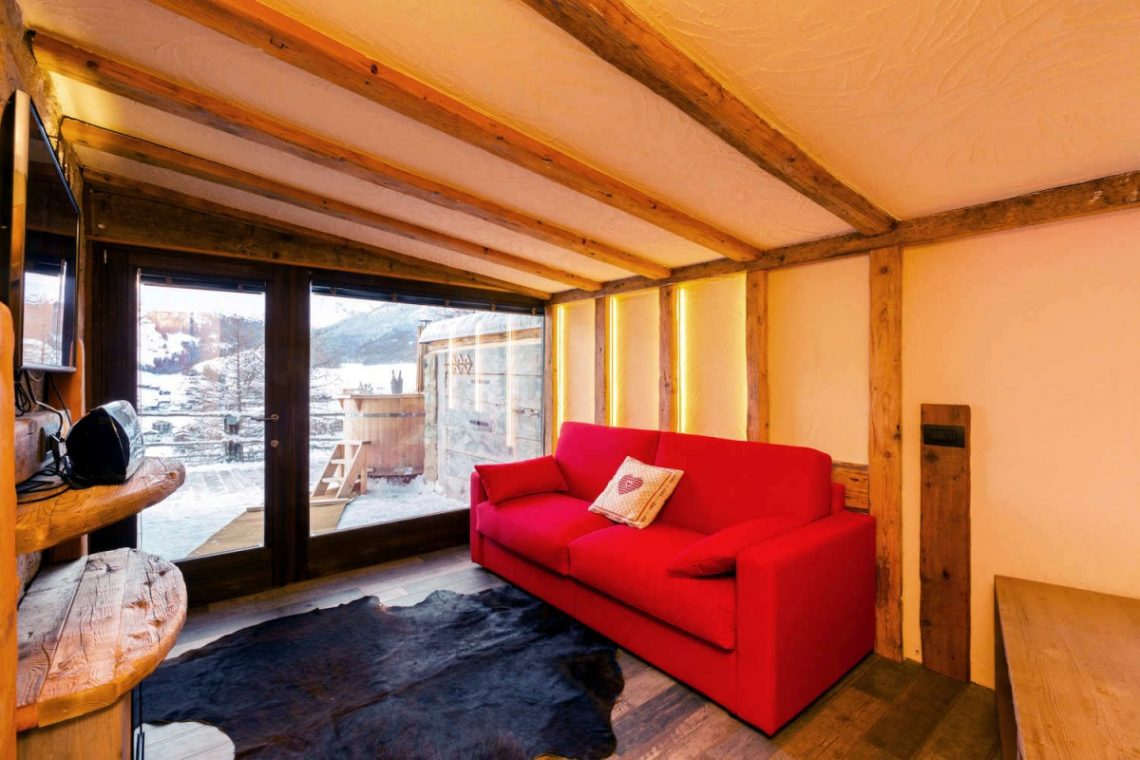 Luxury Chalet in Livigno 18