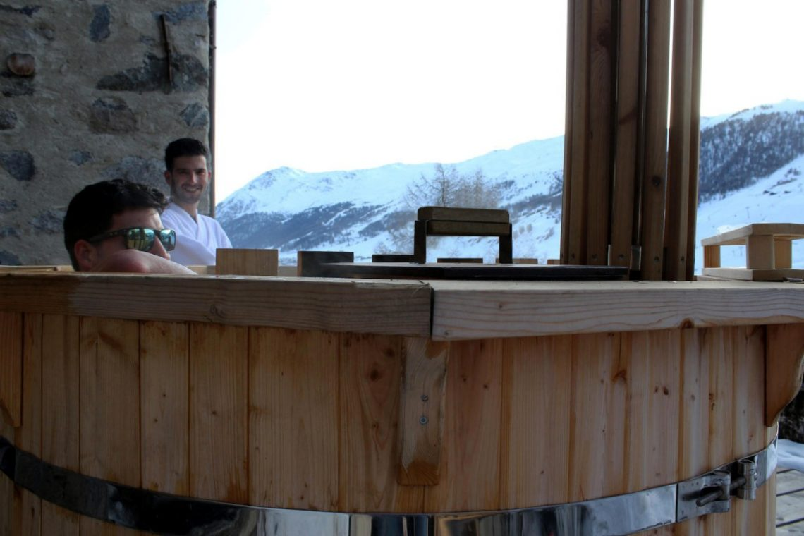 Luxury Chalet in Livigno 23