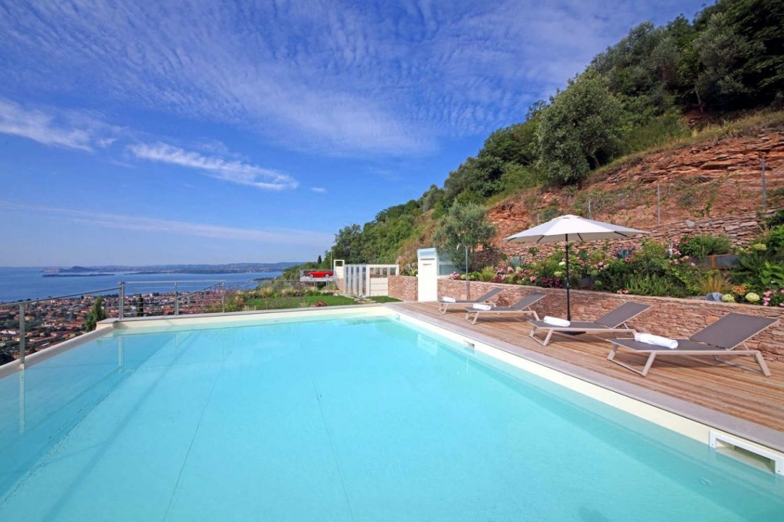Villa for rent at Lake Garda 02