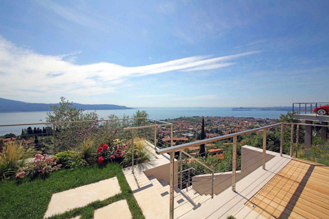 Villa for rent at Lake Garda 06