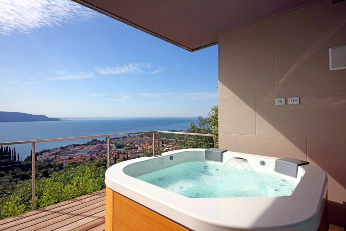 Villa for rent at Lake Garda 10