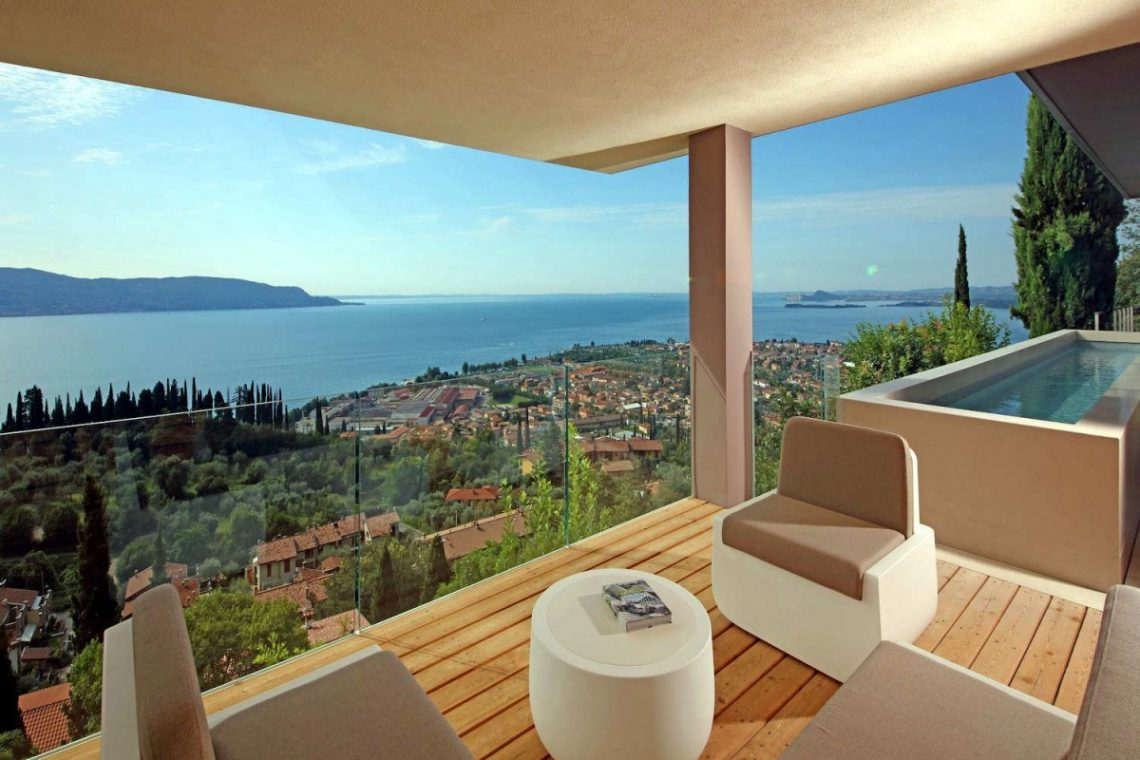 Villa for rent at Lake Garda 13