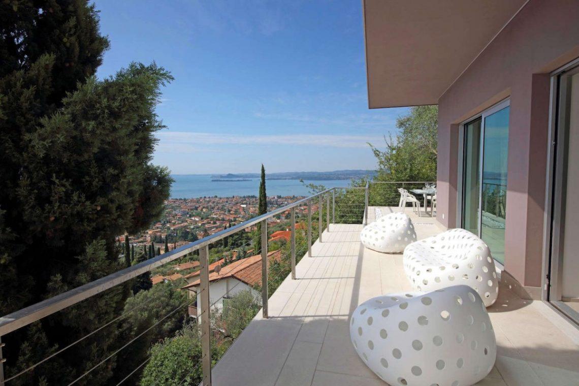 Villa for rent at Lake Garda 14